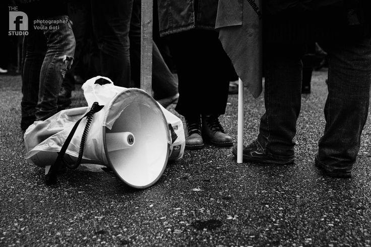 #thessaloniki #demonstration