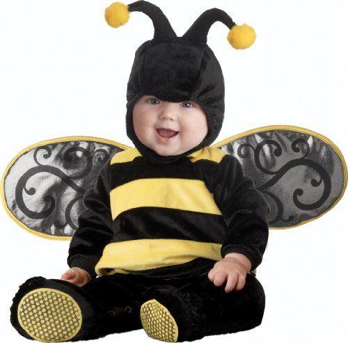 Lil Characters Infant Bee Costume, kids,kids,kids