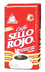 SELLO ROJO Cafe 500 grs.