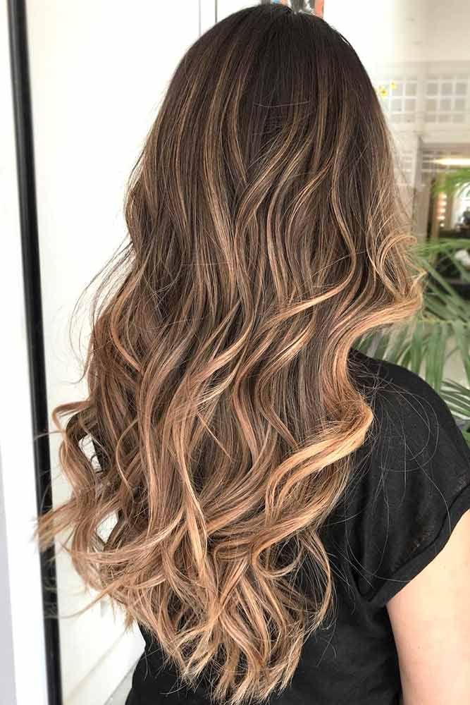 brunette highlights ideas