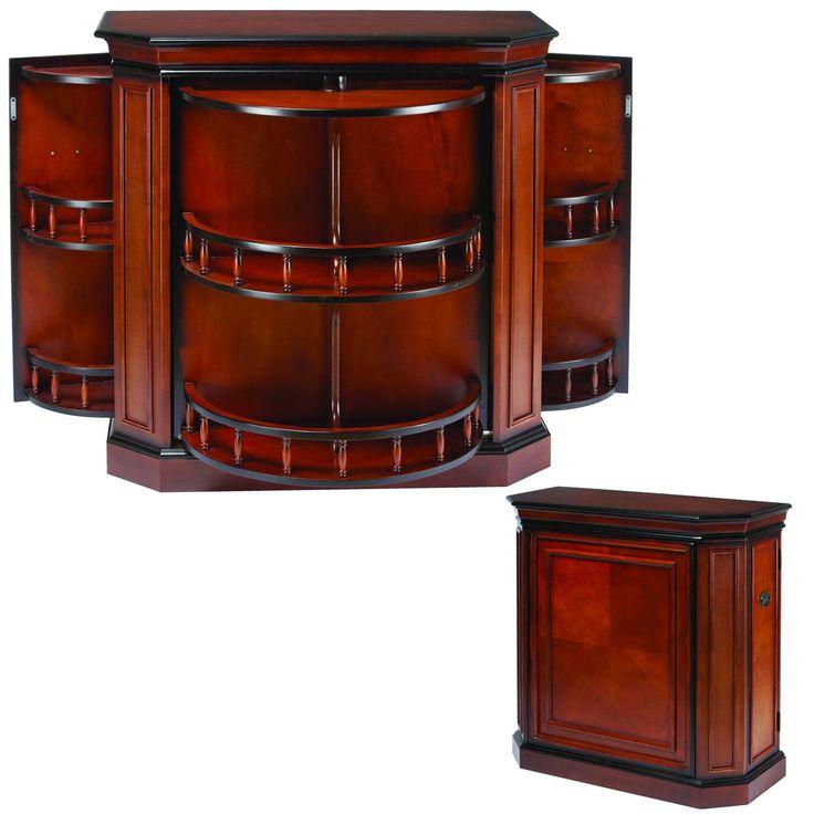RAM Game Room Bar Furniture Cabinet BRCB1