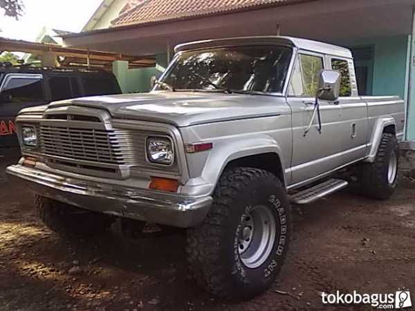 1981 Jeep J20 extended cab Dana 60 rear axle, 4.88:1 with factory LSD locker