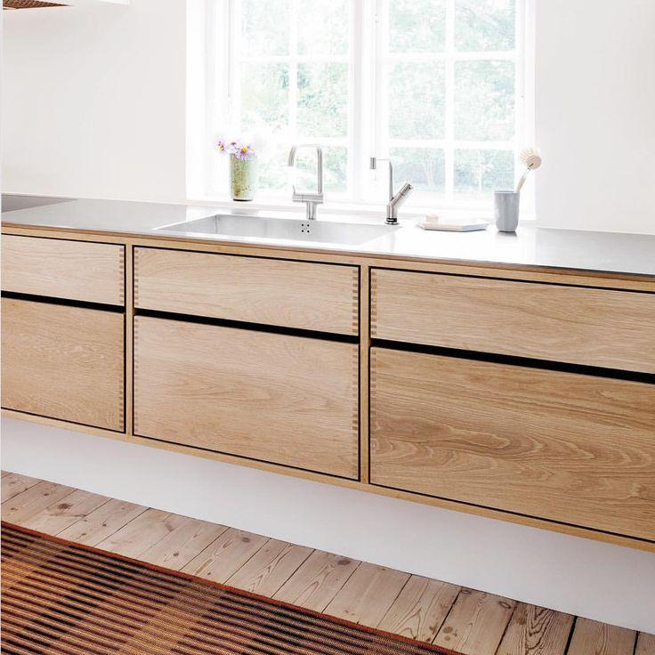 Die Besten 25+ Oak Wood Kitchen Worktops Ideen Auf Pinterest   Modernes  Kuchensystem Italienisch