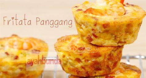 Fritata Panggang :: Klik link di atas untuk mengetahui resep fritata panggang
