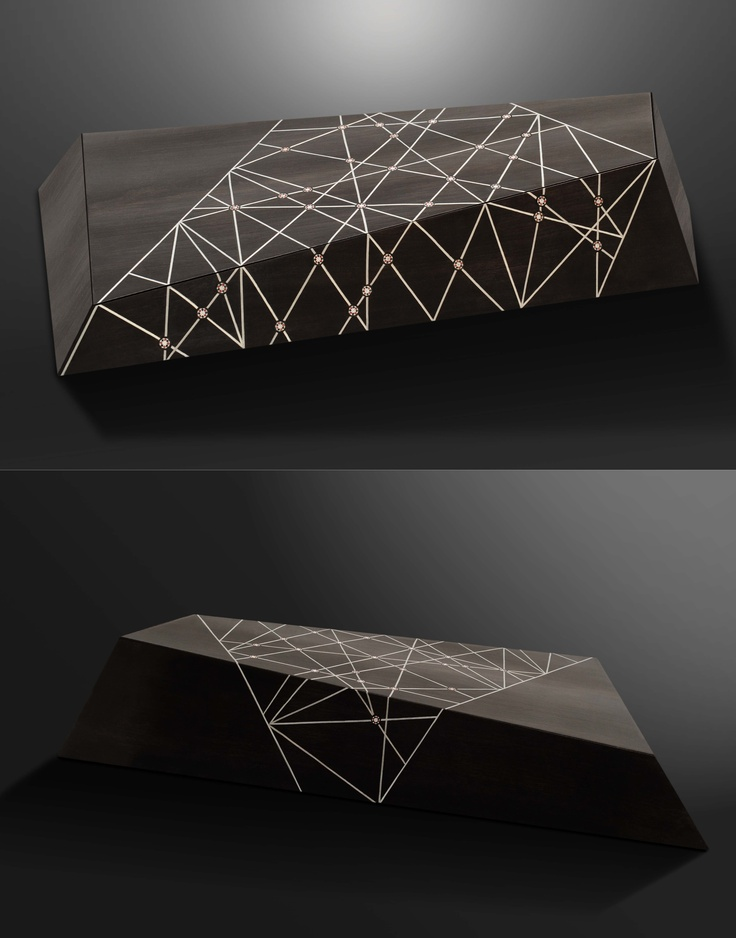 Jewelry box design by majdi alkuzbari