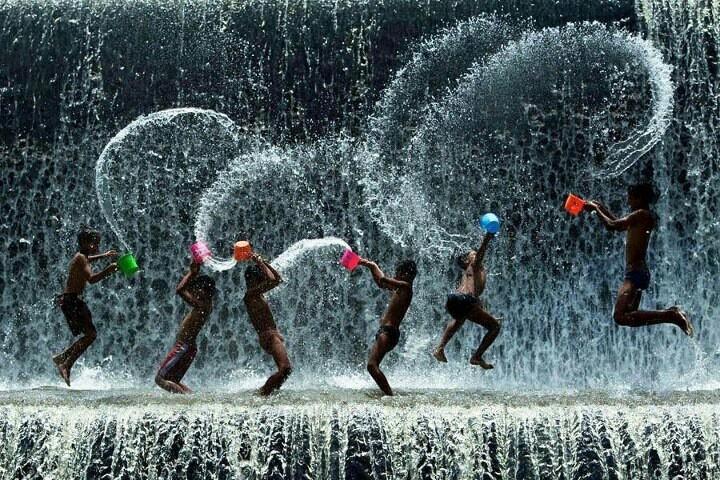 Splashing Fun Time, Alex Gig Chun Swing, Malaysia (2010)