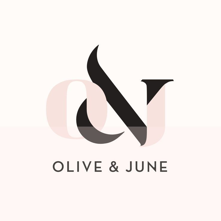 Find This Pin And More On Design + Branding Inspiration Group Board By  Designtodelight. Lovely Modern And Feminine Logo ...