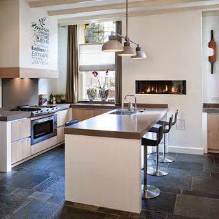verlichting landelijke keuken - Google zoeken