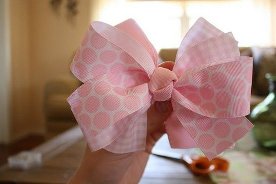 how to make hair bows~this is the easiest way I have found and they are by far the most beautiful and full by brei.pinzur