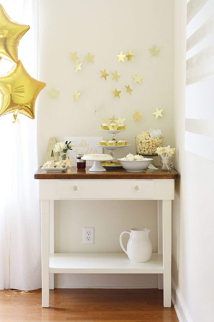 Party: Twinkle, Twinkle Little Star | ashleeproffitt.com