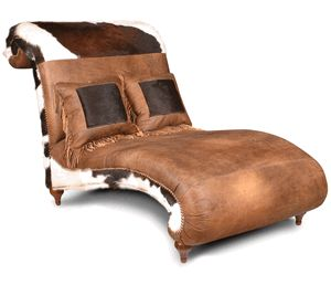 I would choose different patterns of hide and leather but I love everything else