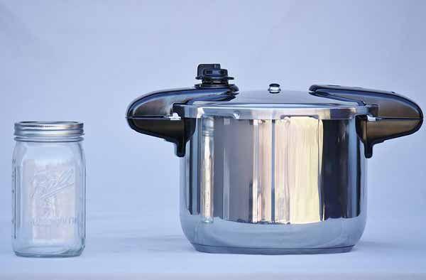 Presto Pressure Cooker 8 Quart Stainless Steel