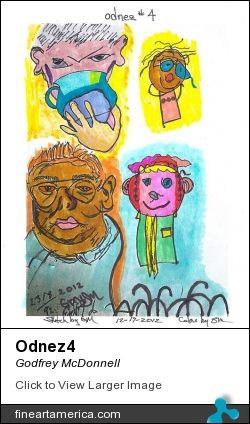 Meet the nez in Odnez. Estaban Martinez; http://www.etsy.com/shop/prdad007?ref=si_shop