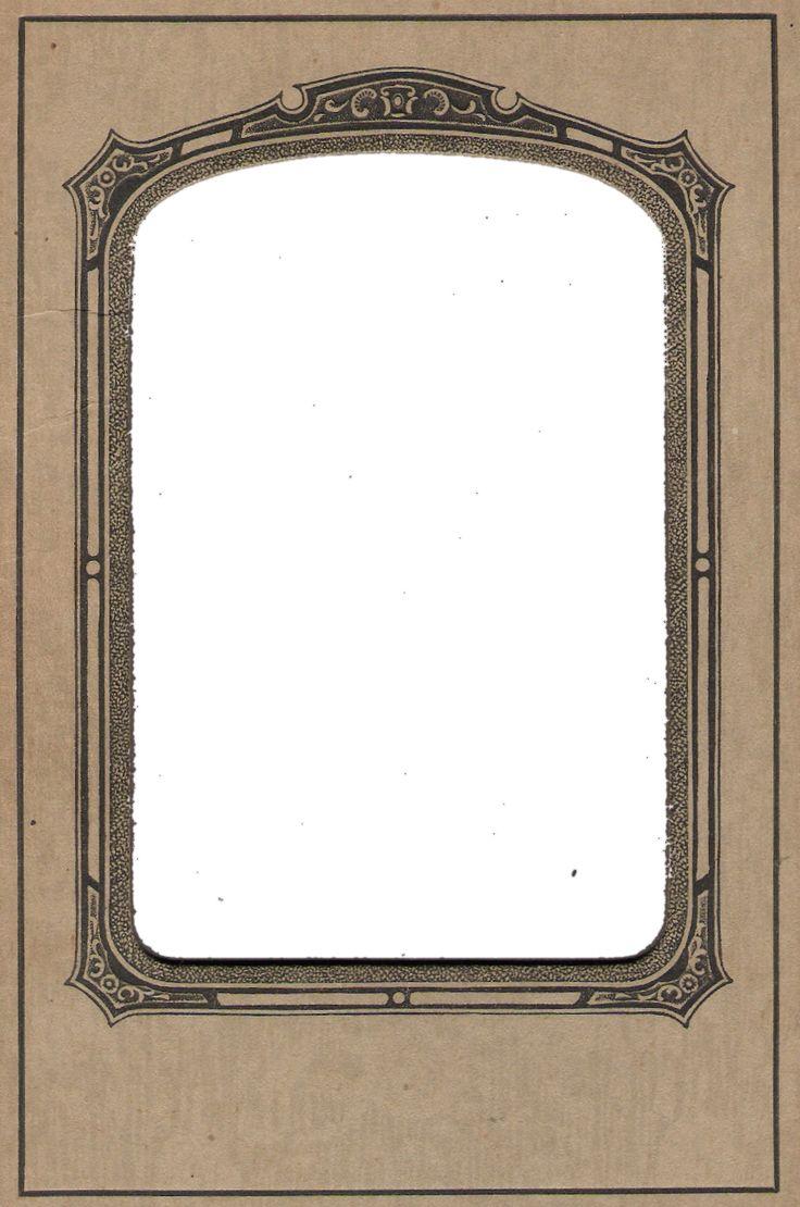 299 best ~~ frames~~ images on Pinterest | Vintage frames ...