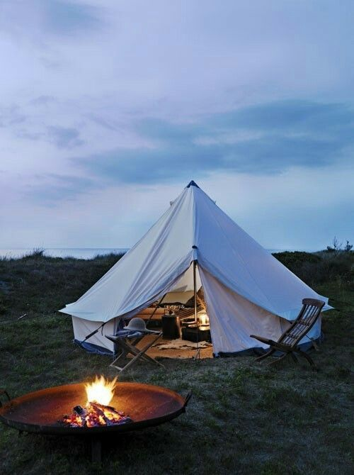 52 best Camping images on Pinterest Tent camping, Campsite and