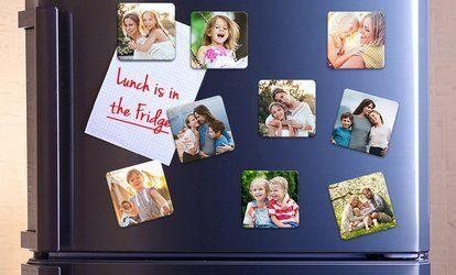 Bild für Personalisierbare Foto-Magneten