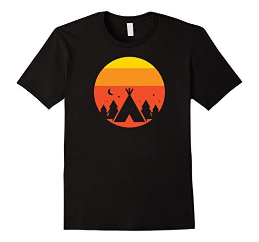 Amazon.com: Summer Camp Adventure Woods T-Shirt: Clothing