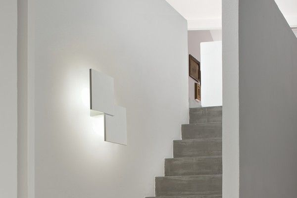 New Puzzle wall and ceiling lights provide ideal ambient lighting for hallways