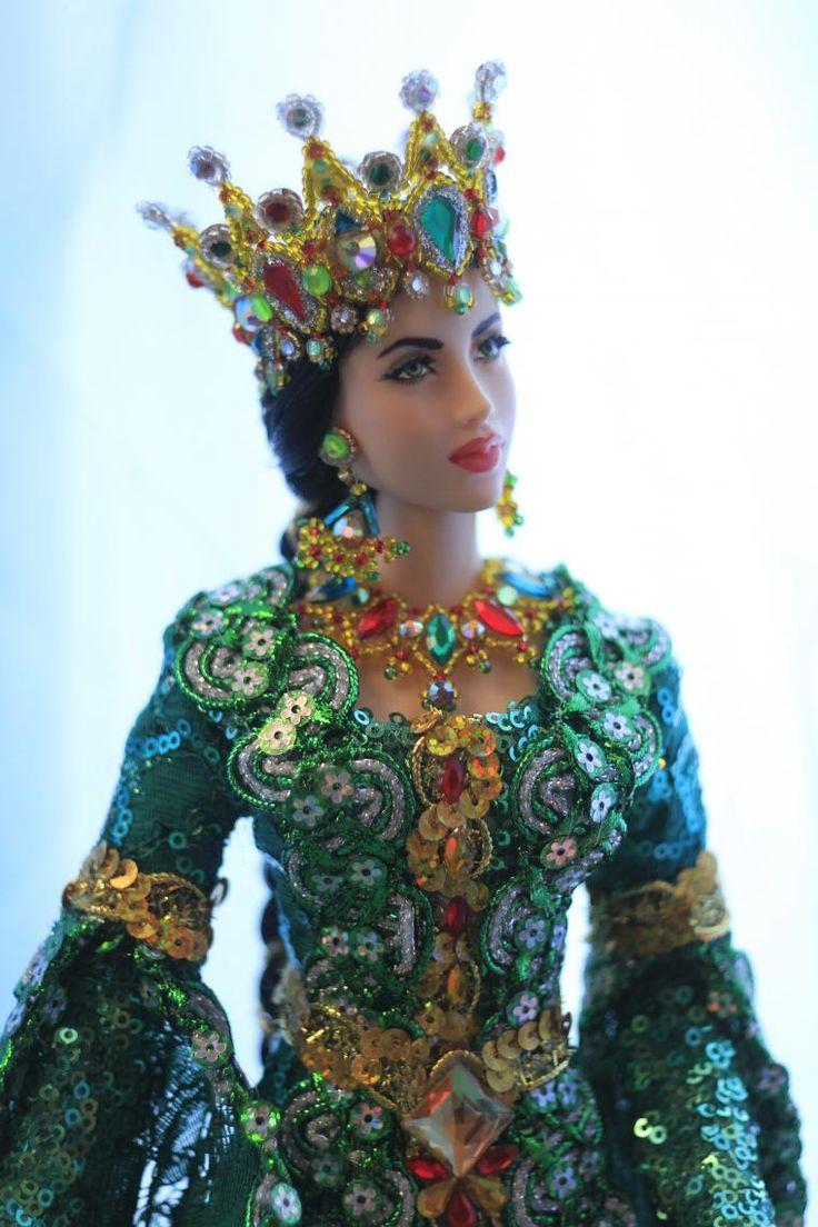 В дополнение к работе Кукла Хозяйка медной горы - Ярмарка Мастеров - ручная работа, handmade