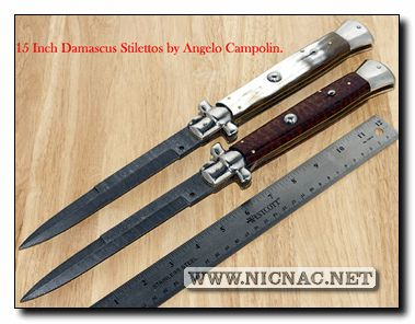 1000+ images about Italian Switchblades and Stiletto ...