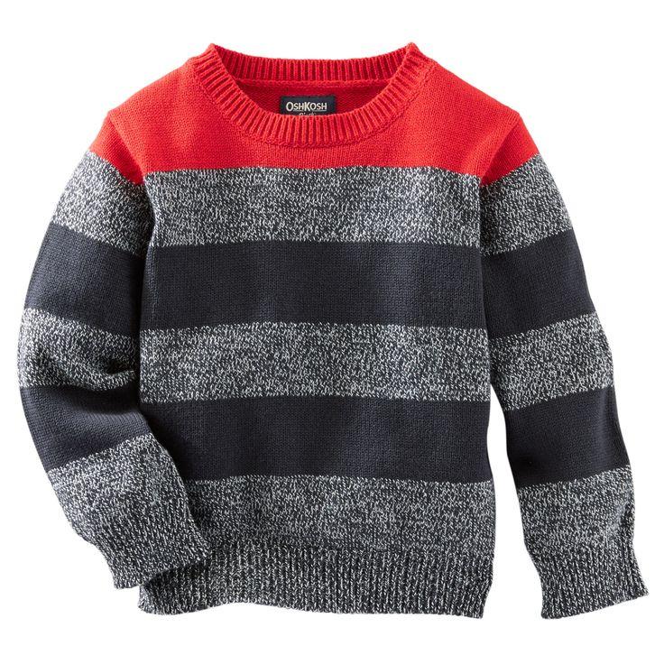 Baby Boy Ski Lodge Sweater | OshKosh.com