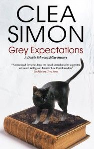 Enter to win an autographed copy of Grey Expectations!