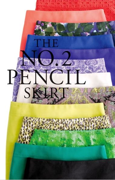 No. 2 Pencil Skirt