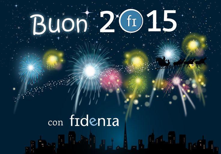 Buon anno da Fidenia! #2015 #fidenia