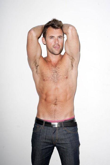 Brad-Goreski Shirtless