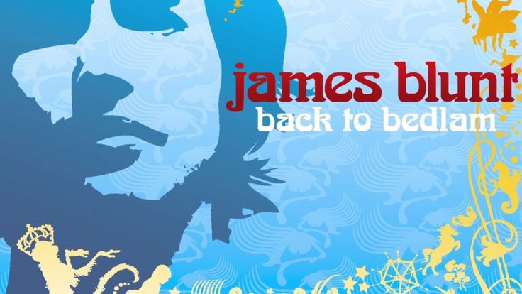 James Blunt | Interview about his album Back To Bedlam (in 4 parts) #Archive