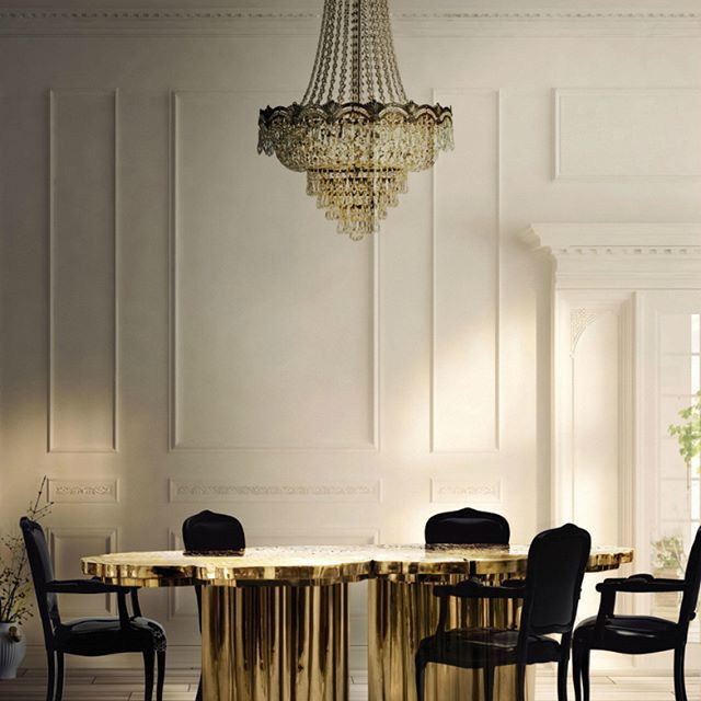 Luxurious Dining Room Ideas For You! || Get Relaxed In One Of The Finest