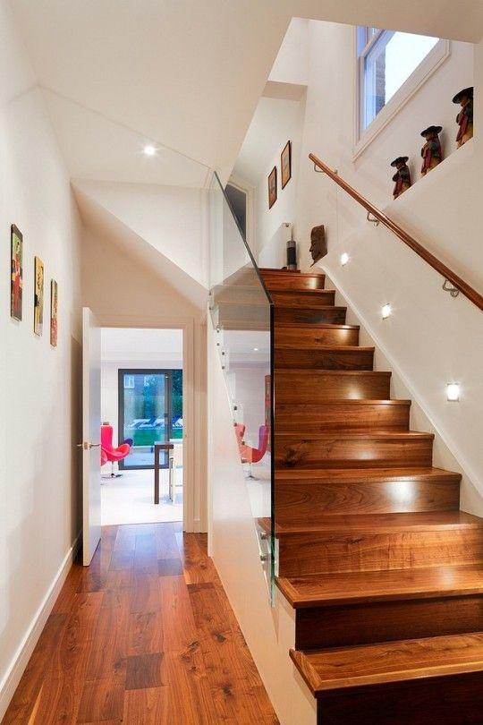 38 besten treppenlösung Bilder auf Pinterest Treppen - welche treppe fr kleines strandhaus