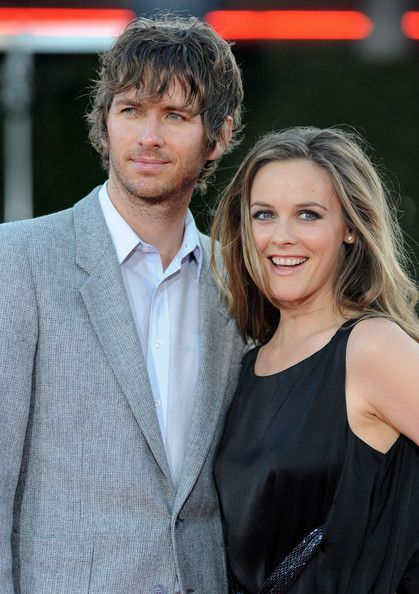 "Alicia Silverstone and Christopher Jarecki Photos: ""Tropic Thunder"" LA Premiere"