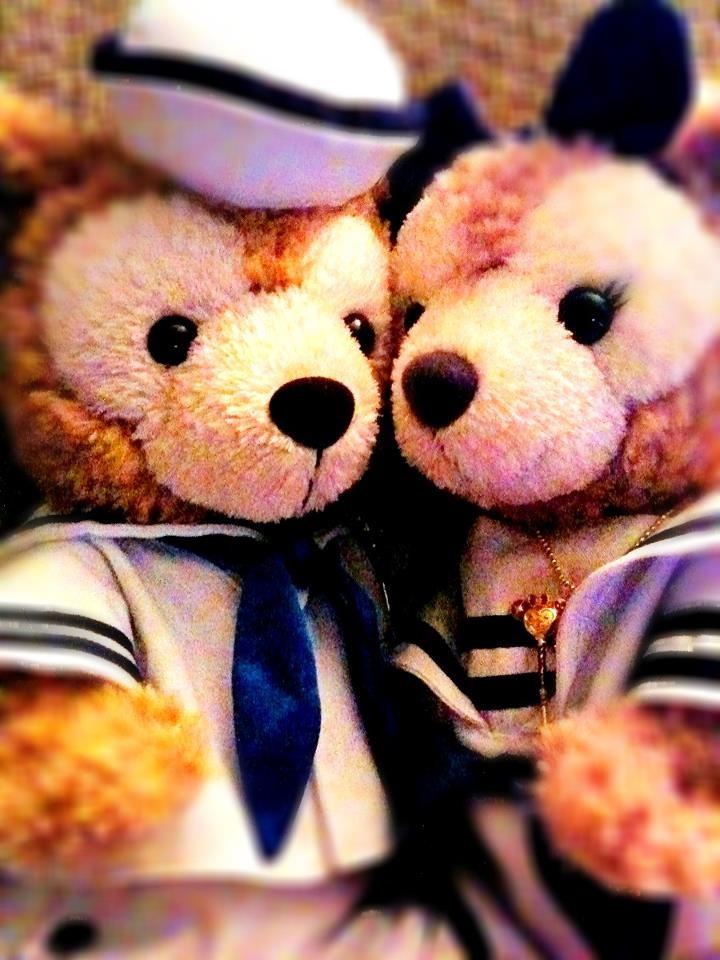 #Duffy #ShellieMay #DuffyTheDisneyBear #DisneyBearCousins