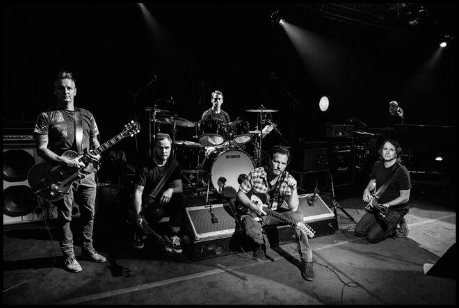 パール・ジャム、ロックの殿堂式典に、過去のドラマー全員を招待 | Pearl Jam | BARKS音楽ニュース