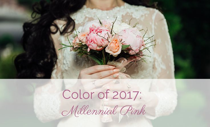 One of the most popular phrases and trends of 2017 has been Millennial Pink. You have been seeing and hearing about it everywhere – from New York Mag, sunglasses, cell phone cases and ketubahs are no exception. This soft pink might be a trendy shade but really it's just another name for blush or rose …