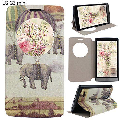 Asnlove para LG G3 MINI D782 Funda de Cuero libro ventana circular flip carcasas cubierta tapa trasera completo con soporte-Elefantes globos Asnlove http://www.amazon.es/dp/B00XXZ3YKW/ref=cm_sw_r_pi_dp_7e7Gwb1WPHPTR