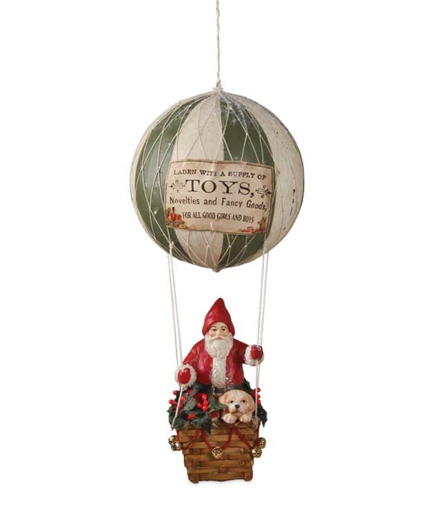 153 best Hot air balloon Christmas tree images on Pinterest | Hot ...