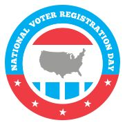 National Voter Registration Day 2014: Sign  up as a partner and receive a toolkit with posters to help you host your event.