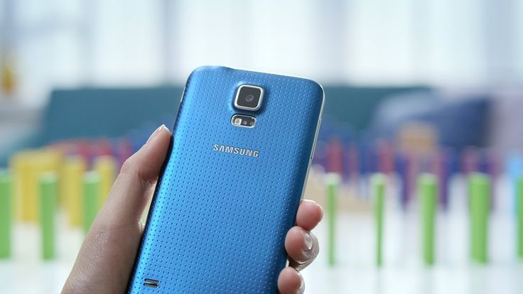 It's Like My #SamsingNote3! With Cooler Features! RT Samsung GALAXY S5 : Official Hands-on