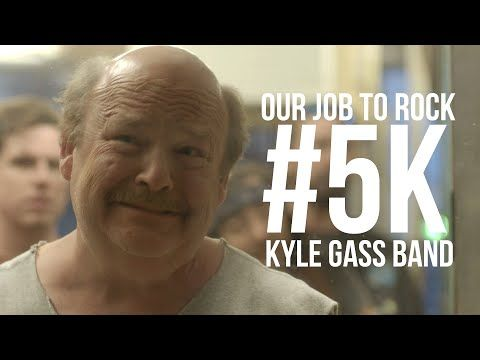 "KYLE GASS BAND - ""Our Job to Rock"" 