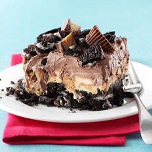 Seriously AMAZING!!! My friend made this for a recent get together and I just HAD to have the recipe...my tastebuds were SINGING!!!!! Peanut Butter Chocolate Dessert Recipe