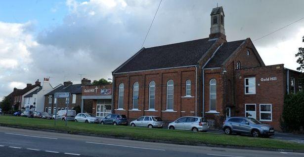 GOLD HILL BAPTIST CHURCH @ CHALFONT ST PETER / BUCKS