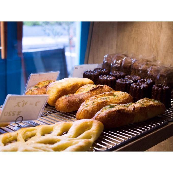 オパンのガーリックフランス(2016.10.23) | OPAN オパン|東京 笹塚のパン屋