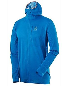 New In, Haglofs L.I.M. Power Dry Hoodie - Men's