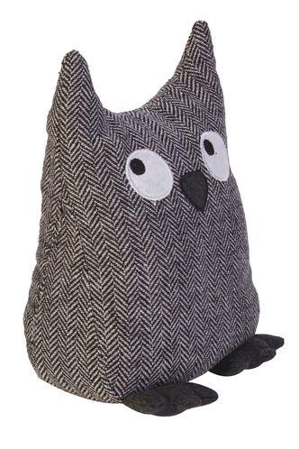 Wise Owl Door Stopper