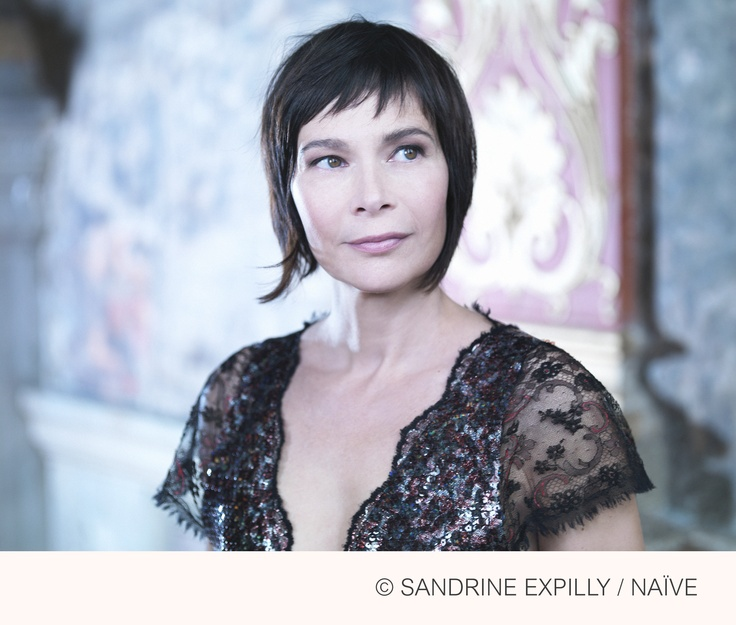 Sandrine Piau, A renowned figure in the world of Baroque music, French soprano