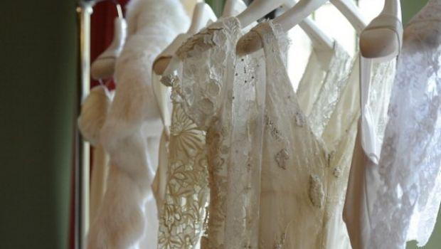 Gli abiti da sposa 2014 di Temperley Bridal sofisticati e romantici