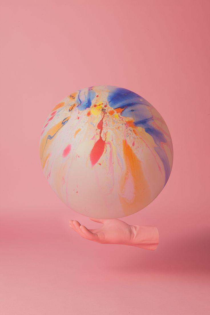 The Balloon Series on Behance
