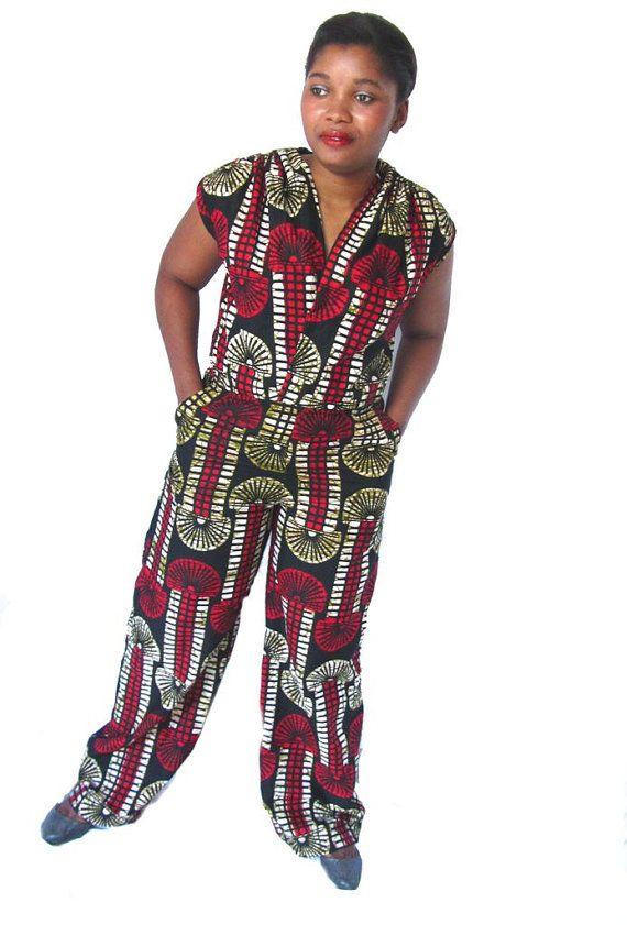59 Best Nigerian Ankara Jumpsuit Images On Pinterest | Ankara Jumpsuit African Clothes And Africa